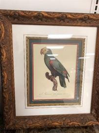 Very nicely framed art