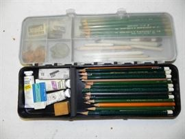 Arts and Crafts Pencils and more