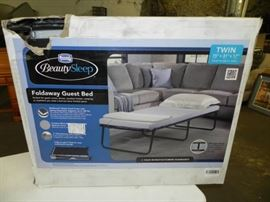 Beauty Sleep Twin Fold away Guest Bed
