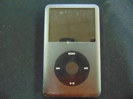 120GB IpoD powered up