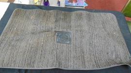 Cadillac trunk mat