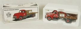 FIRST GEAR Truck Coin Bank  Phillips 66 Petrole ...
