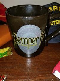 Semper Fi coffee mug