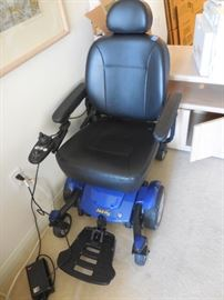 Jazzy GoChair Electric Power Chair