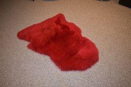 Red Flokati