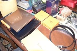 Gucci Belts, Hermes Scarf's, much more.