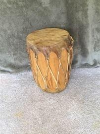 Antique American Indian Drum