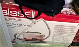bissel cleaning machine