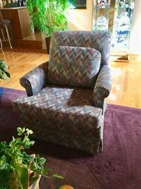 Pair of Upholstered Chairs