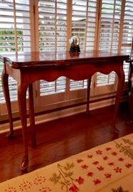 Antique Table Price:$100  or best offer