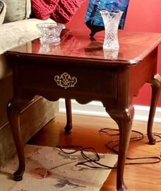 Rich's Queen Anne End Table Price: $80 or best offer