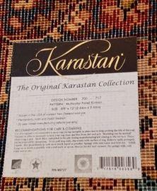 Karastan Rug Label