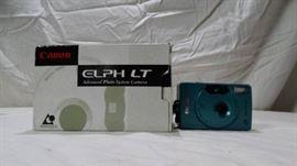 Canon ELPH LT Camera in Box