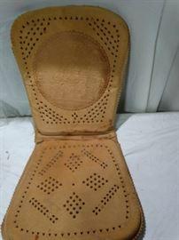 Handmade Mayan Inspired Seat Cushion