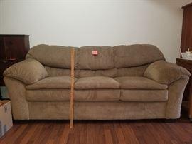 Three Seat Upholstered Sofa   https://ctbids.com/#!/description/share/77517