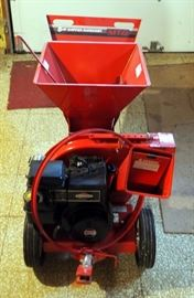 MTD 5 HP Chipper And Shredder Model # F261A1 With Briggs And Stratton 2-Stroke Gas Motor