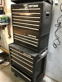 Craftsman Stack-on Tool Chest