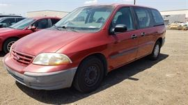 2000 Ford Windstar Van LX