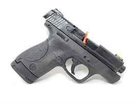 New Smith & Wesson M&p 9 Shield 9mm