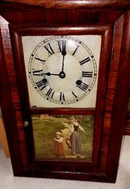 Large selection of antique clocks!! Seth Thomas, Welch