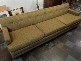 Hendredon Edward Wormley style sofa