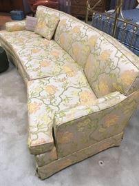 Heritage  near 8' sofa$99