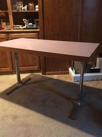 mid century modern desk $30