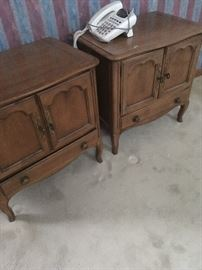 Pair of night stands    $35