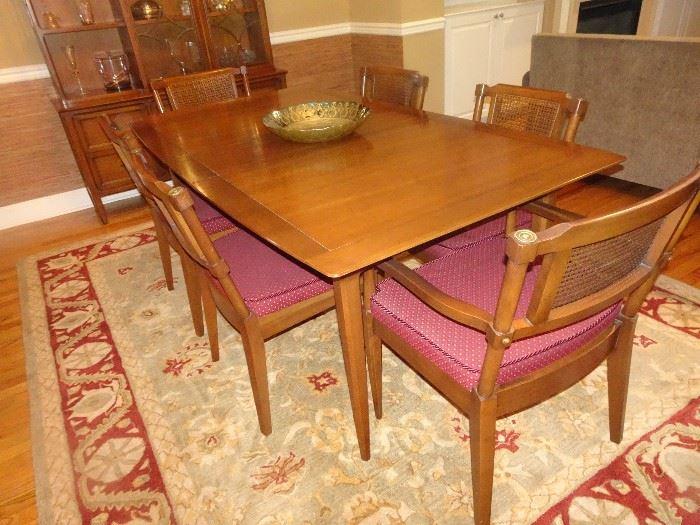 1960's Century Dining Room Set