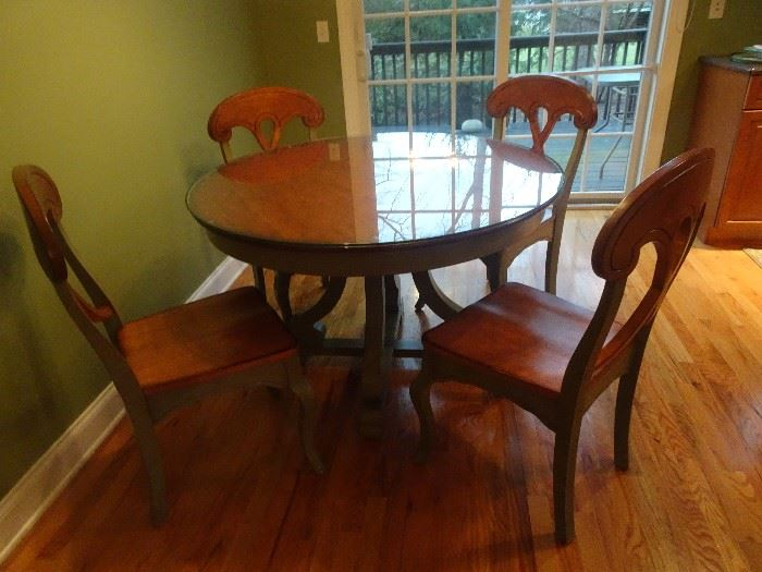 Pier I Imports Dining Table & Chairs