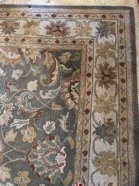 """Surya 100% wool rug 8 x11 """" Ceasar""""  Other accent rugs as well"""