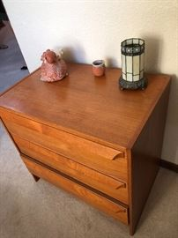 Danish Teak chest with drawers