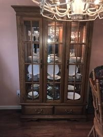 Broyhill China Cabinet
