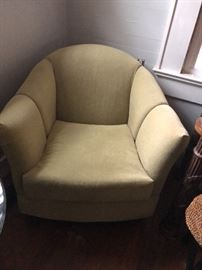 US made swivel chair