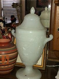 Antique urn vase.