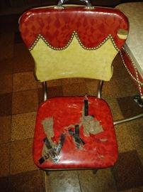 Retro Chairs Red (orginal)