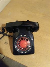 Bell Western Electric Rotor Dial Phone