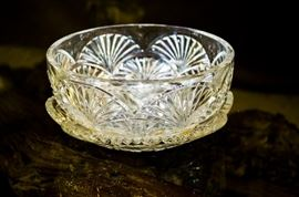 Another Crystal Bowl this ones different