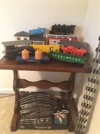 Vintage Lionel Train Set.