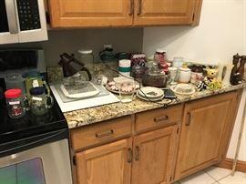 kitchen misc