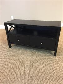 Low 2 Drawer Console
