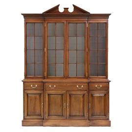Lovely Link Taylor china cabinet