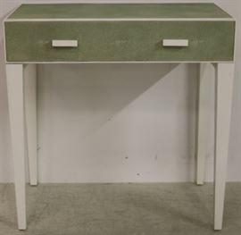 Somerset Bay Shagreen bedside stand