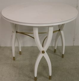Modern History Marchand End Table