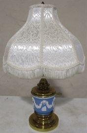 Wedgewood Lamp