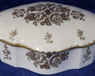 Limoges covered box