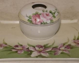 Porcelain Dresser set by Noritake