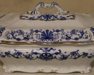 English tureen Beaufort