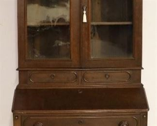 Two part Victorian secretary