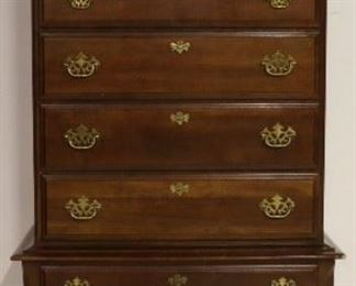 Broyhill highboy